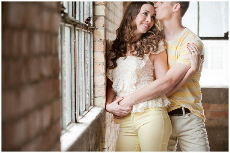 Utah Engagement Photographer - Lindsay & Alex